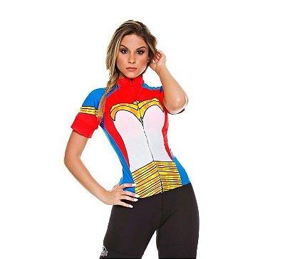 Camisa Feminina Manga Curta Super (LINK PARA COMPRA NA DESCRIÇÃO)