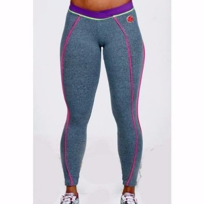 Legging Glam Roxo