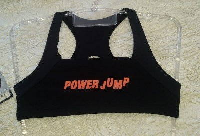 Top Costas Vazada Power Jump
