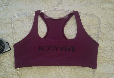 Top Nadador Body Vive