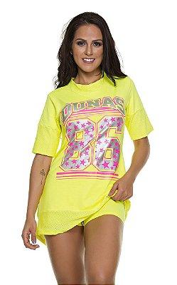 Vestido Dunas 86 Amarelo