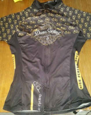 Camisa Feminina Manga Curta Bike Dourada