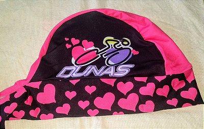 Bandana Coração Pink