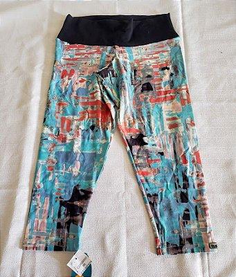 Calça Corsário Paint Colors (COM AVARIA)