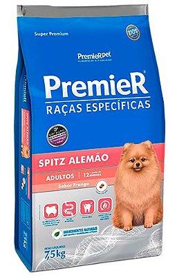 Ração para Cães Premier Raças Específicas Adulto Spitz Alemão 1kg