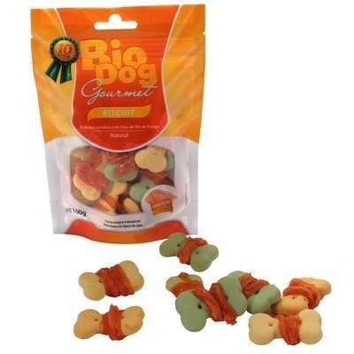 Biscoito Bio Dog Gourmet Biscuit 100g