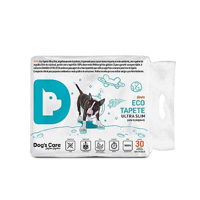Dogs Care Eco Tapete Higiênico Ultra Slim 60x50cm com 30 Unidades