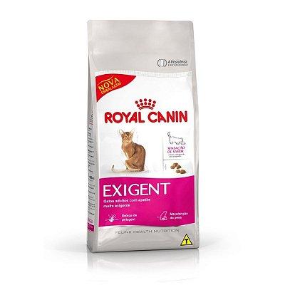 Ração Royal Canin Gatos Exigent para Gatos com Paladar Exigente 1,5kg