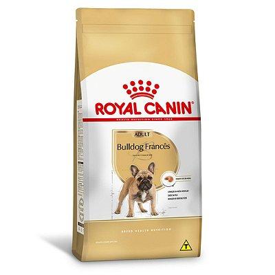 Ração Royal Canin Bulldog Francês para Cães Adultos  - Frango