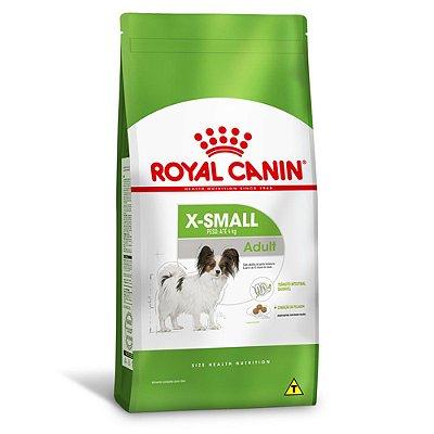 Ração Royal Canin X-Small para Cães Adultos - Frango