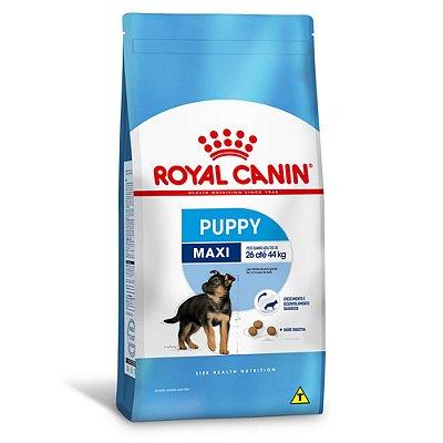 Ração Royal Canin Maxi Junior para Cães Filhotes de Raças Grandes 15kg