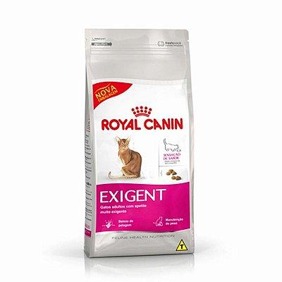 Ração Royal Canin Gatos Exigent para Gatos com Paladar Exigente 400g