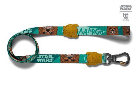 Zeedog Guia para Cachorros Star Wars Chewbacca