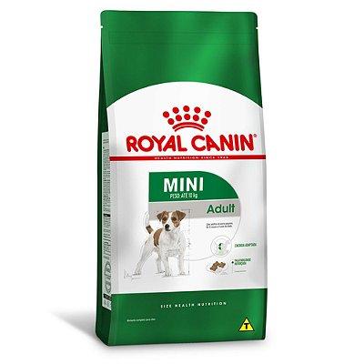 Ração Royal Canin Mini Adult para Cães Adultos de Raças Pequenas - Frango