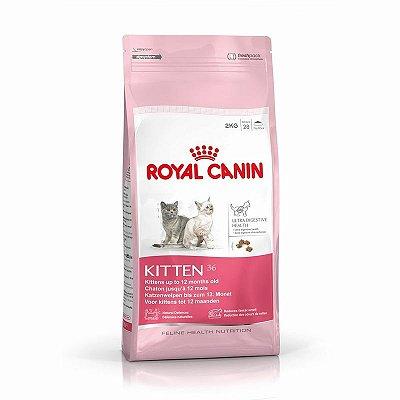 Ração Royal Canin Gatos Filhotes Kitten
