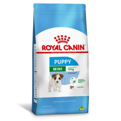 Ração Royal Canin Mini Junior para Cães de Raças Pequenas - Frango