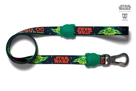 Zeedog Guia para Cachorros Star Wars Yoda