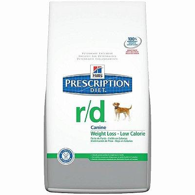 Ração Hills Canine Prescription Diet R/D 3,85kg
