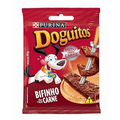 Petisco Doguitos Bifinho Rodízio Carne 65g