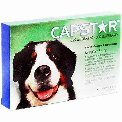 Capstar 57MG - 6 Comprimidos