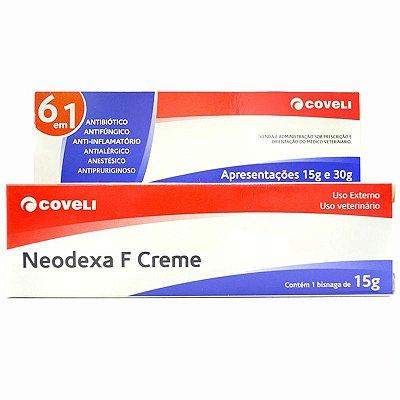 Neodexa F Creme 15G