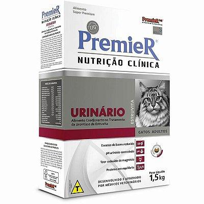 Ração Premier Nutrição Clínica Gatos Urinário