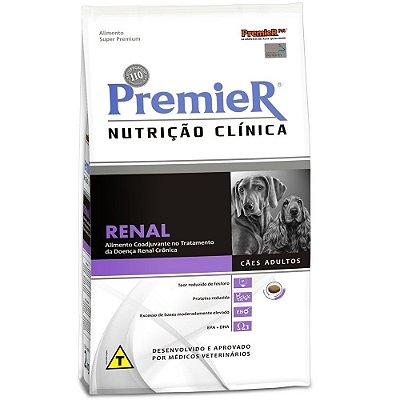 Ração Premier Nutrição Clínica Cães Renal