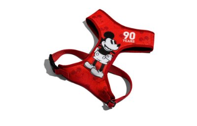 Zeedog Peitoral Mesh Mickey 90 Anos