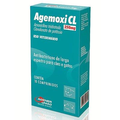 Agemoxi CL 250mg - Agener União