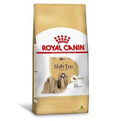 Ração Royal Canin Shih Tzu para Cães Adultos - Frango