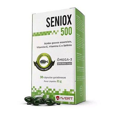 Seniox Avert 500 mg 30 Cápsulas - Avert