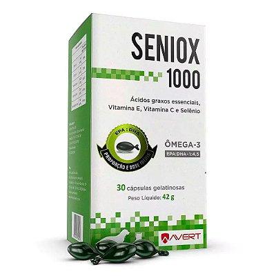 Seniox 1000mg Avert 30 Cápsulas - Avert