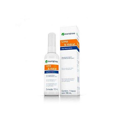 Limp & Hidrat 100 ml - Solução de Limpeza Otológica