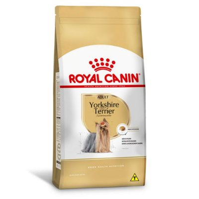 Ração Royal Canin Yorkshire Terrier para Cães Adultos - Frango