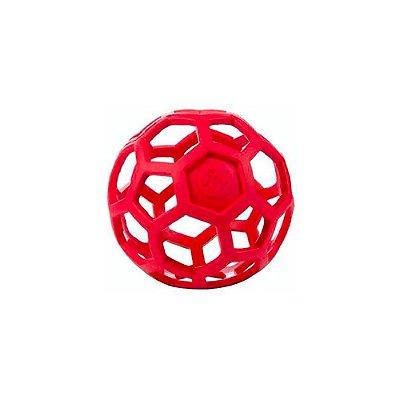 Bola JW Holee Roller Vermelho Mini