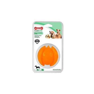 """Odontopet Flexibone """"Bola"""" para Cães até 22 kg"""