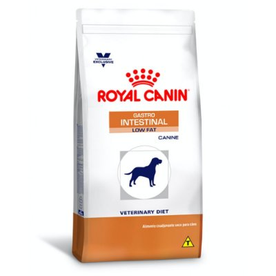 Ração para Cães Royal Canin Gastro Intestinal Low Fat  - Frango
