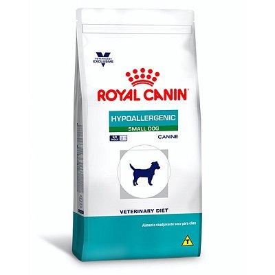 Ração para Cães Royal Canin Hypoallergenic Raças Pequenas - Frango