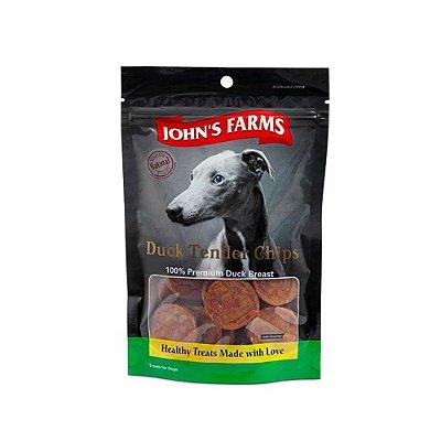 Johns Farms Chips sabor Filé de Peito de Pato 100g
