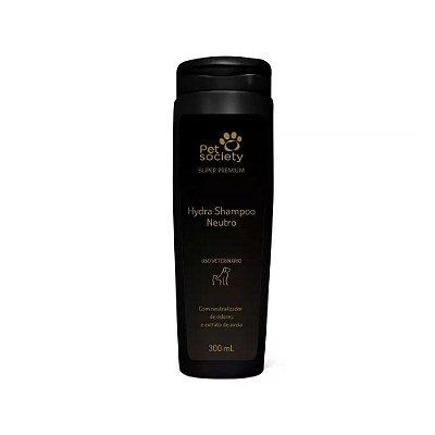 Shampoo Pet Society Neutro - Super Premium 300 mL