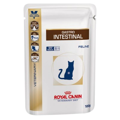 Ração para Gatos Royal Canin Sache Gastro Intestinal 100g