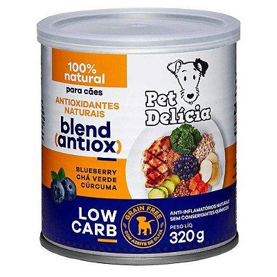 Ração Úmida para Cães Pet Delícia Low Carb 320g