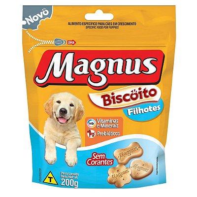 Biscoito para Cães Filhotes Magnus 200g