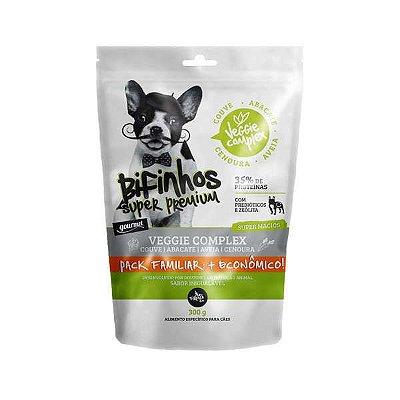 Oh Lá Lá Pet Bifinho Super Premium Veggie Complex 300 g