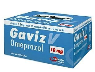 Gaviz 10mg - Caixa 50 comprimidos