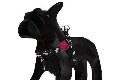 Zeedog Peitoral para Cachorros Flash