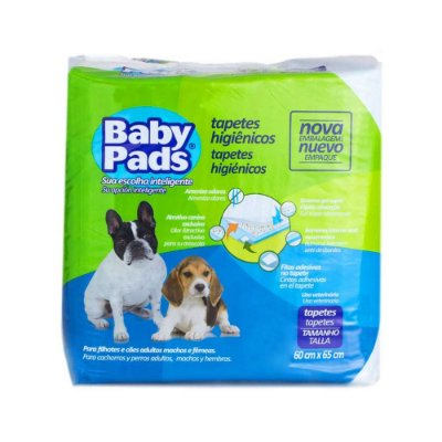 Baby Pads Tapete Higiênico - 14 Unidades