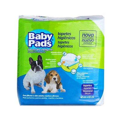 Baby Pads Tapete Higiênico - 14 Unidades