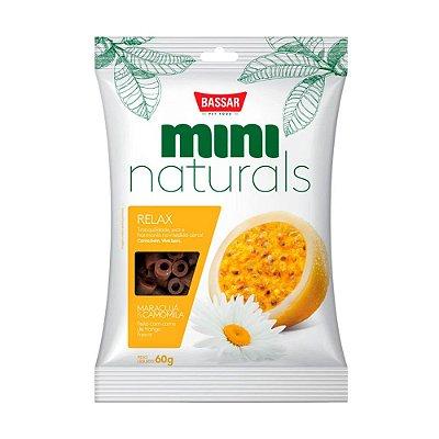 Bassar Mini Naturals Relax Maracujá & Camomila 60g