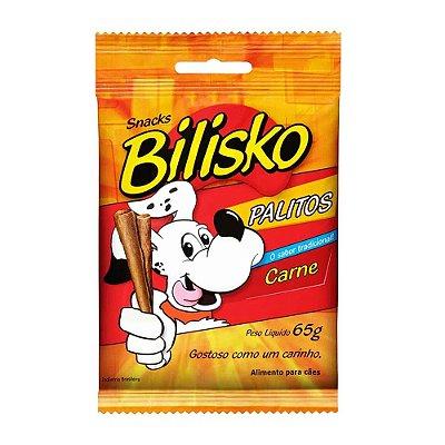 Bilisko Palito sabor Carne 65g